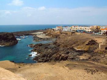 Alter Hafen El Cotillo