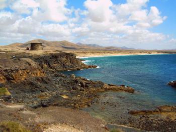 Küste El Cotillo