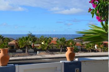 Ferienhaus mit Pool und Meerblick - La Pared