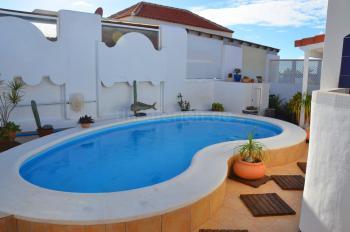 Strandnahes Ferienhaus mit Pool
