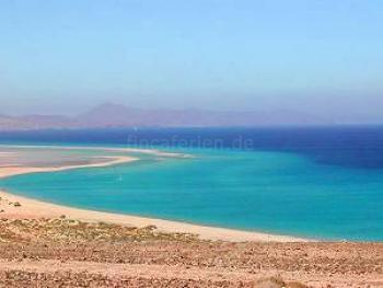 Playa de Sotavento - Meer und Strand