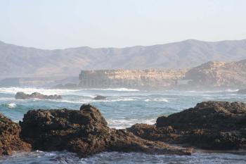 Wilde Westküste im Süden Fuerteventuras