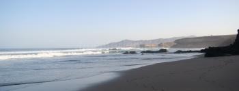 Fuerteventura - Meer und Strand bei La Pared