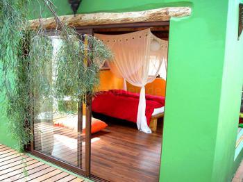 Kleines Ferienhaus für Individualreisen