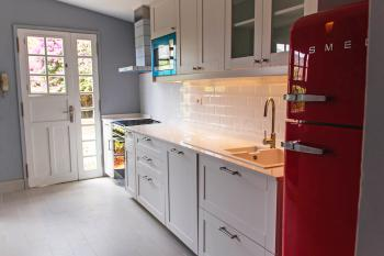 modernen, offenen Küche