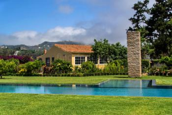 Finca mit großem Pool nahe Santa Brigida