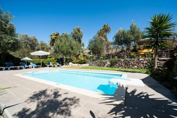 Urlaub im Landhaus mit Pool