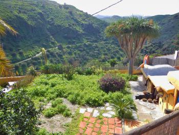 Ferienhaus in den Bergen von Gran Canaria