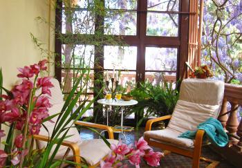 Ferienhaus für 2-4 Personen bei Santa Brigida