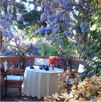 Ferienhaus mit Garten, Heizung und Internet