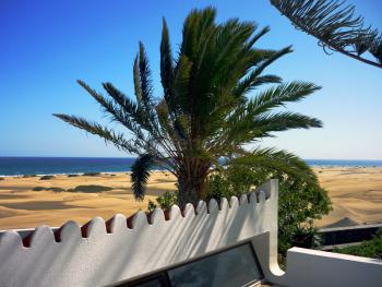 Gran Canaria Ferienhaus am Strand