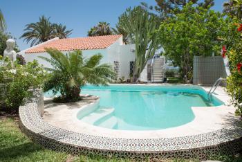 Gran Canaria Ferienhaus mit Pool