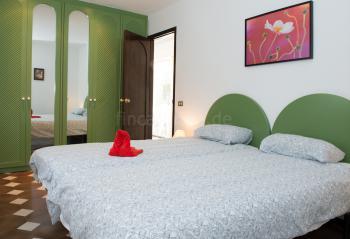 Schlafzimmer 1 Haus 1