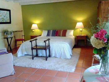 Schlafzimmer - Erdgeschoss