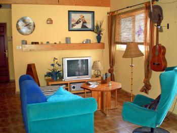 Ferienhaus mit SAT-TV und Internet