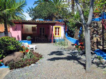 Kleines Ferienhaus für 2 Personen nahe Agaete