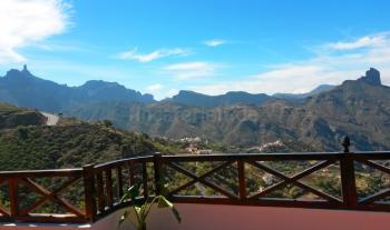 Finca bei Tejeda - Wanderurlaub Gran Canaria