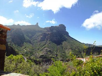 Panorama- und Bergblick