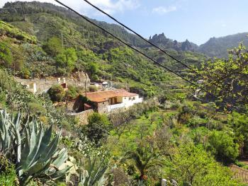 Landhaus auf Gran Canaria