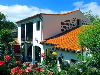 Kanarisches Ferienhaus für 4 Personen