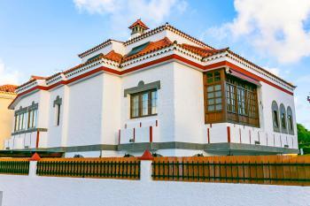 Große Villa für 4 Personen