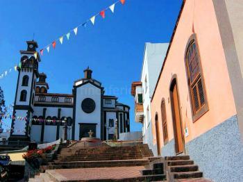 Moya - Iglesia el Pilar