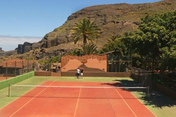 Tennisplatz - kostenlose Nutzung