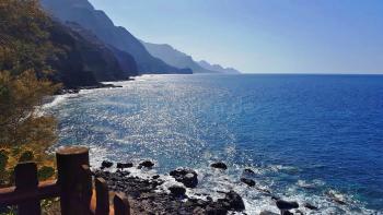 Relaxen im Höhlenhaus am Meer - Playa Guayedra