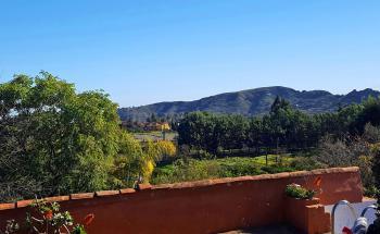 Blick ins Tal nahe Santa Brigida