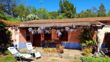 Santa Brigida - Ferienhaus in ruhiger Lage