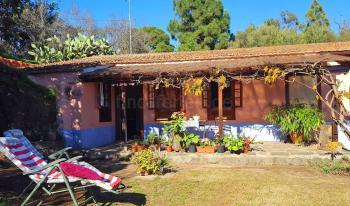 Ferienhaus in ruhiger Lage bei Santa Brigida