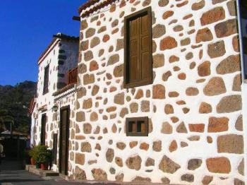 Ferienhaus im alten Ortskern von Fataga