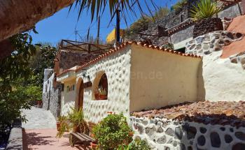 Romantisches Höhlenhaus bei Artenara