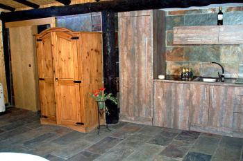 Küche - Blockhaus