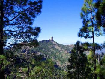 Malerische Bergwelt um Tejeda
