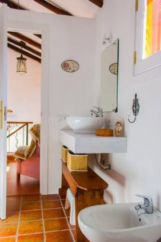 Duschbad - oben