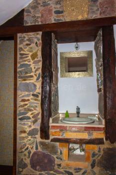 Gästetoilette - unten