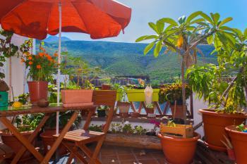 Kanarisches Ferienhaus in Agaete für 2- 4 Personen