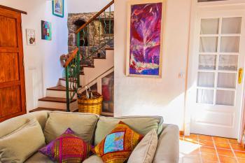 Geschmackvolles Ferienhaus im kanarischen Stil