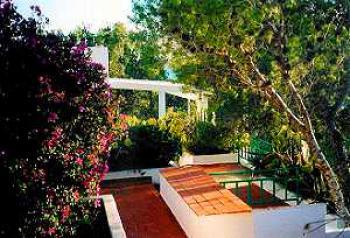 Ferienhaus an der Cala San Vicente