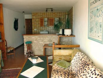 Wohn- und Esszimmer - Duplex