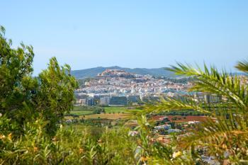 Strandnahes Apartment Ibiza Süd