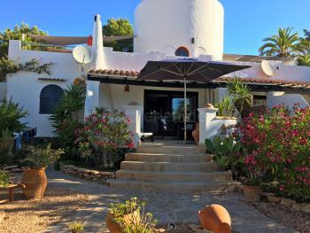 Familienfreundliches Ferienhaus Ibiza