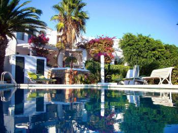 Urlaub Ibiza, Finca mit Pool