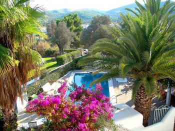 Komfort-Finca Ibiza mit Panoramablick