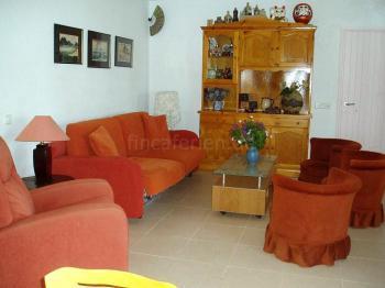 Appartment - Wohnzimmer