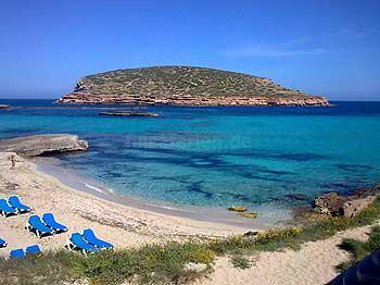 Ibiza Westküste Cala Conta