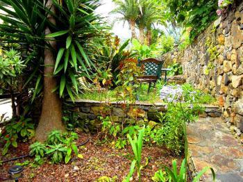 Finca mit Garten, Terrasse und Innenhof