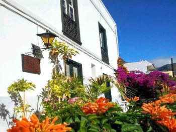 Kanarisches Stadthaus - Valle Gran Rey