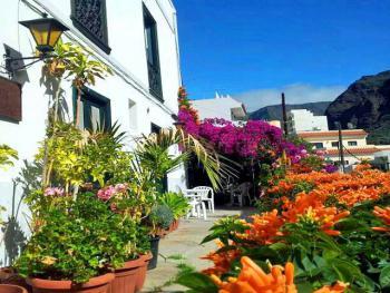 Strandnahes Ferienhaus in La Calera (Valle Gran Rey)
